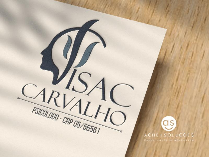 Psicólogo Isac Carvalho