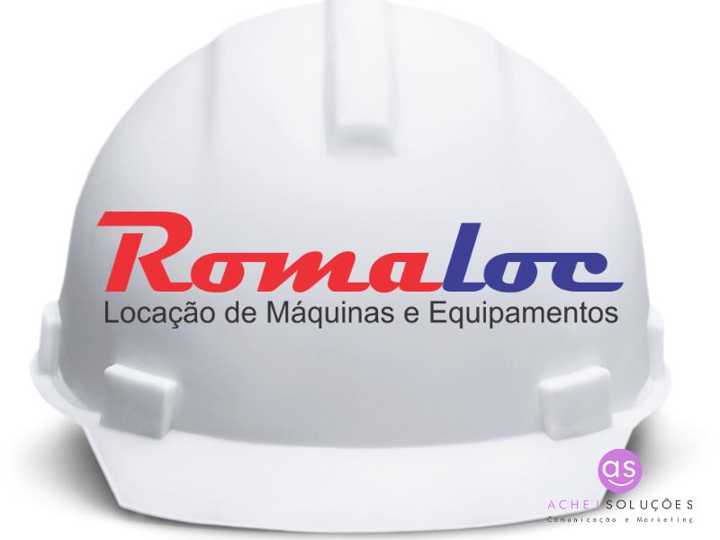 Romaloc Locação de equipamentos para construção civil